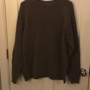 Large Eddie Bauer Sweater